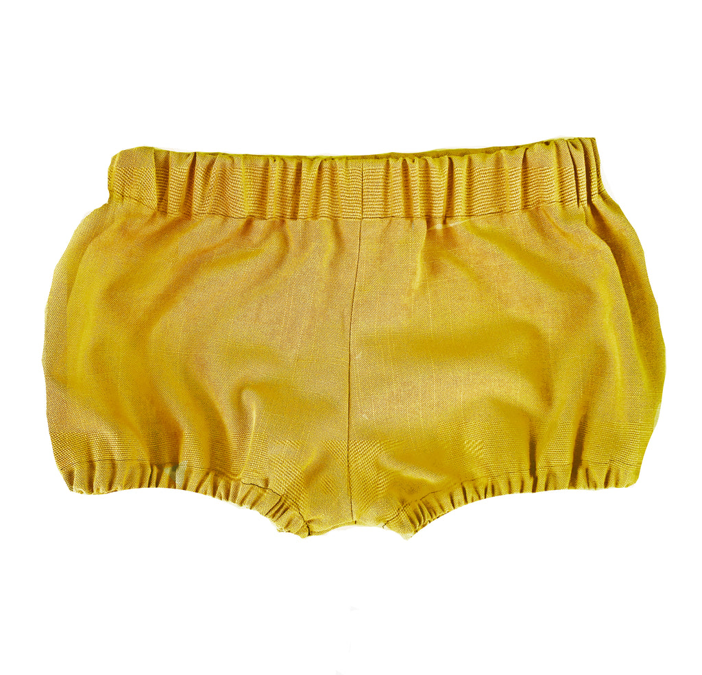 Linen Bloomers (gold)