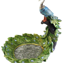 Peacock Statuette (Pack of: 1) - 207-1365-YX