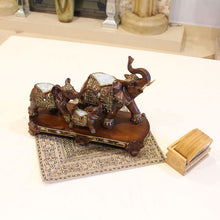 Elephant Trio Statues (Pack of: 1) - 207-1414-YX