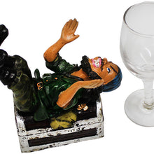 Wineglass Holder, Pirate Style (Pack of: 1) - 208-1462-YX