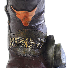 Black Boot (Pack of: 1) - 208-1485-YX