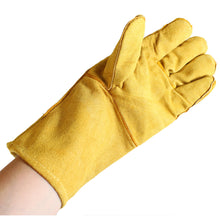 "13"" Suede Leather Welding Gloves (Pack of: 2) - GL-06015-Z02 - ToolUSA"