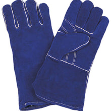 "13"" Suede Leather Welding Gloves (Pack of: 2) - GL-06016-Z02 - ToolUSA"