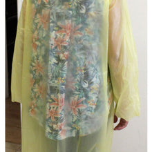 Disposable Clear Raincoat (Pack of: 1) - RAIN-90209