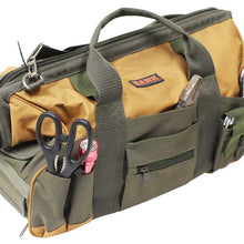 18 Pocket Nylon Tool Bag (Pack of: 1) - NB-10194