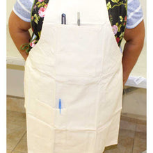 Cotton Canvas Shop Apron, 2 Pockets (Pack of: 1) - AP-61018