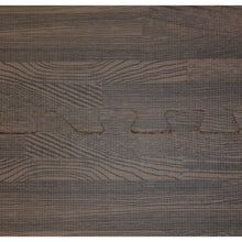 4 Pc. Cushioned Floor Mats - Ash Wood (Pack of: 1) - D6400-4-ASH