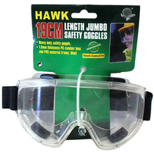 Heavy Duty Jumbo Safety Goggles (Pack of: 1) - EY8