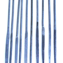 10 Piece Needle Files (Pack of: 1) - F-00340