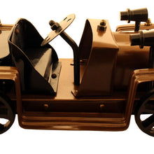 "Antique Style ""Horseless Carriage"" Sheet Metal Model Car (Pack of: 1) - G8445-2179CR"