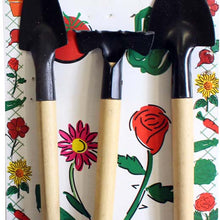 3 Piece Mini Garden Tools (Pack of: 1) - GT3-SLIM-YW