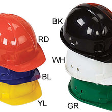 White ABS Safety Hard Hat (Pack of: 1) - SF-88880