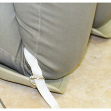 Rubber Knee Pads with Adjustable Strap (Pack of: 1) - SF-30001