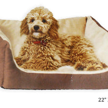 Soft Pet Bed - Small To Medium Sized Dogs (Pack of: 1) - LHEN-62236