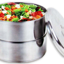 Stainless Steel 2 Tier Lunch Tiffin (Pack of: 1) - LK-LKCO-43023