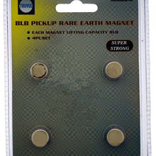 4 Pc. Rare Earth Magnet (Pack of: 1) - MC-18868