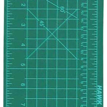"Self Healing Pad - 5"" x 9"" - Green (Pack of: 2) - CR-91509-Z02"