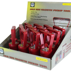 12 Piece 10 Lb. Magnetic Pick-Up Tool (Pack of: 1) - MC200-SM-12 - ToolUSA