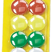 8 Pc. Memo Magnets (Pack of: 1) - MC-06062