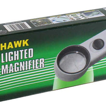 4x Illuminated Handheld Magnifier (Pack of: 1) - MG-71259