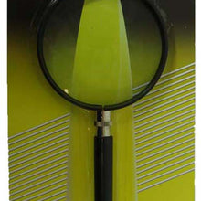 3x Black Handheld Magnifier, 3-Inch (Pack of: 1) - MG-28775