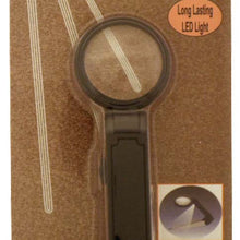 8x LED Tweezer Magnifier (Pack of: 1) - CR-91117