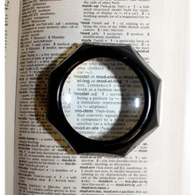 2x Octagonal Dome Magnifier Loupe (Pack of: 1) - MG-93509