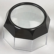 2x Octagonal Dome Magnifier Loupe (Pack of: 1) - MG-93659