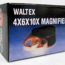 6x/4x Folding Pocket Magnifier, 10x Combo (Pack of: 1) - MP-14566
