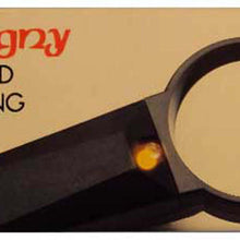 2.5x/5x Illuminated Magnifier, 2-Inch Diameter (Pack of: 1) - MG-07539