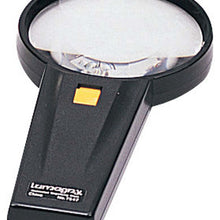 2.5x/5x Illuminated Magnifier, 3-Inch Diameter (Pack of: 1) - MG-07547