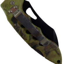 3-Inch Camouflage Blade Hunting Knife (Pack of: 1) - PK-14371