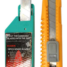 Heavy Duty Utility Cutter, 10 Extra Blades (Pack of: 2) - CR-89004-Z02