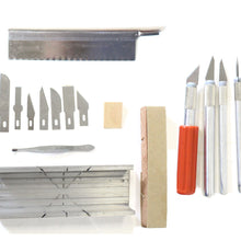 30 Piece Hobby Knife Set (Pack of: 1) - PL-01630