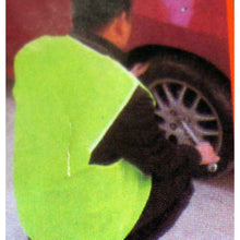 Neon Yellow Safety Vest, Loop & Fastener (Pack of: 1) - SW-SW-YEL-YW