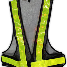 Led Flashing Safety Vest      (Pack of: 1) - SW-18347