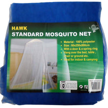 Mosquito Net, Blue (Pack of: 1) - CAM-90619