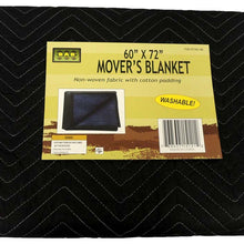 "Padded Moving Blanket, 60""x72"" (Pack of: 1) - CAM-15121"