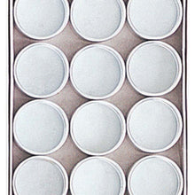 12 Piece Aluminum Container Jar Set (Pack of: 1) - TJ05-01653 - ToolUSA