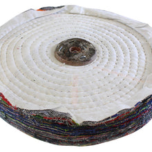 10-Inch Multi-Color Polishing Wheel (Pack of: 1) - TJ-31511 - ToolUSA