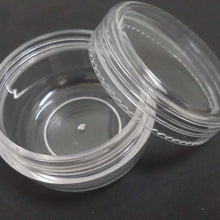 12 Piece Clear Jars, 20 Mil (Pack of: 1) - TJ-18620 - ToolUSA