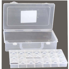22 Sectional Plastic Craft Box (Pack of: 1) - TJ-13519