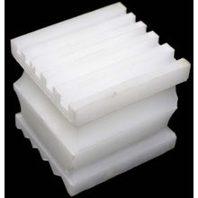 15 Piece Polypropylene Swage Block Set (Pack of: 1) - TJ9878-PP - ToolUSA
