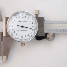 "6"" Dial Caliper (Pack of: 1) - TM-51009"