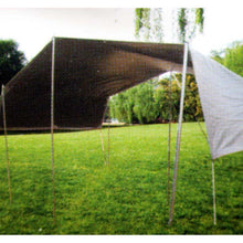 Silver Tarp, 12 Feet x 16 Feet (Pack of: 1) - TS-31216