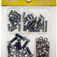 Nut & Bolt Assortment         (Pack of: 1) - HW-89001