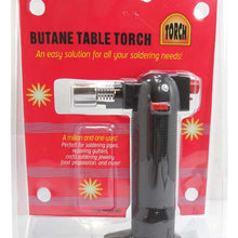 Free Standing Butane Table Torch (Pack of: 1) - TZ69-907
