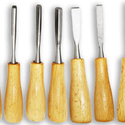 11 Piece Wood Carving Set (Pack of: 1) - TZ02-07411 - ToolUSA