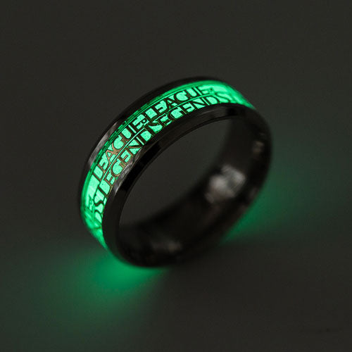 League of Legends LoL Glowing Ring