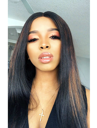 ASHLEE - LACE FRONT WIG - HenJa Hair